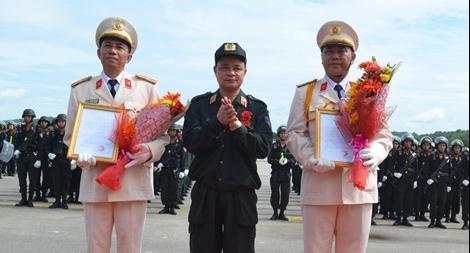 Thành lập Đội đặc nhiệm số 2 - Trung đoàn CSCĐ Tây Nam Bộ