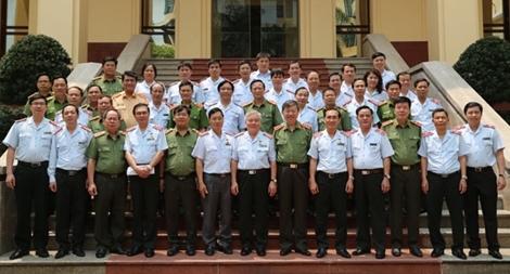 Xây dựng lực lượng Thanh tra CAND vững mạnh, kỷ cương, góp phần hoàn thành tốt nhiệm vụ công tác Công an trong tình hình mới