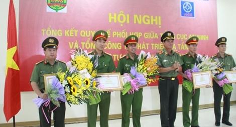 Đảm bảo an ninh trên cao tốc Hà Nội - Hải Phòng