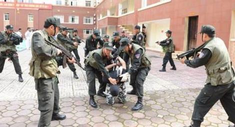 Lực lượng Cảnh vệ được huy động người và phương tiện trong trường hợp nào?
