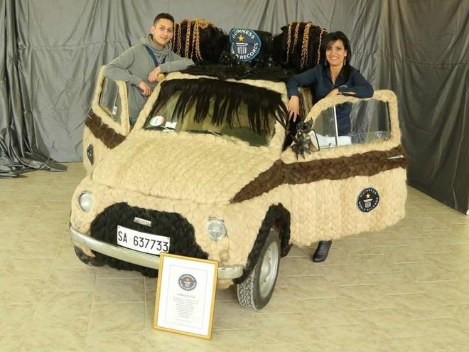 Những kỷ lục Guinness về xe hơi