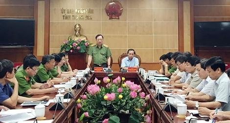 Nâng cao chất lượng công tác PCCC tại Thanh Hóa