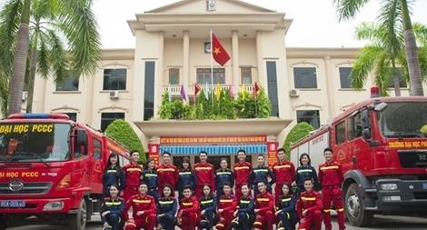 Trường Đại học PCCC tuyển sinh Trung cấp hệ dân sự năm 2017