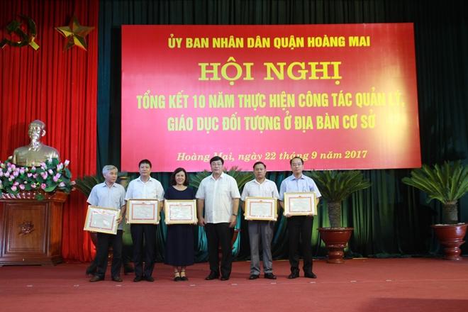 Nhiều cách làm hay trong công tác cảm hóa, giáo dục ở quận Hoàng Mai