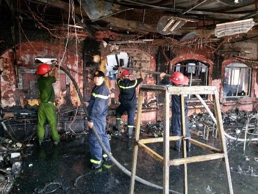 Những người lính cứu hỏa nơi đầu sóng - Ảnh minh hoạ 3