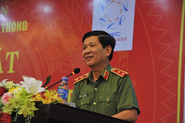 Thứ trưởng Nguyễn Văn Sơn động viên lực lượng CSGT tham gia phục vụ Tuần lễ cấp cao APEC - Ảnh minh hoạ 4