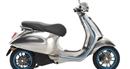 Elettrica, chiếc scooter siêu đẹp, siêu xanh đến từ Vespa
