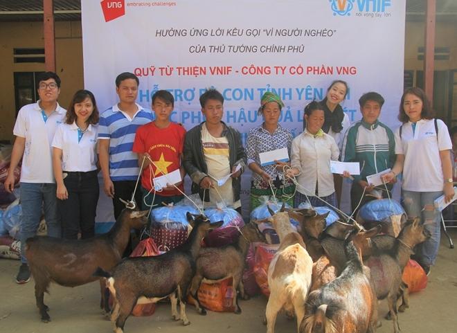 Quỹ VNIF dành nửa tỷ đồng cứu trợ đồng bào gặp thiên tai - Ảnh minh hoạ 2