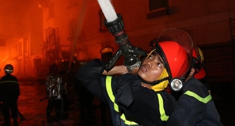 Nâng cao hiệu quả công tác phòng cháy chữa cháy tại Cần Thơ