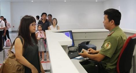 Lập Tổ công tác quản lý xuất nhập cảnh tại cửa khẩu Cảng Hậu Giang