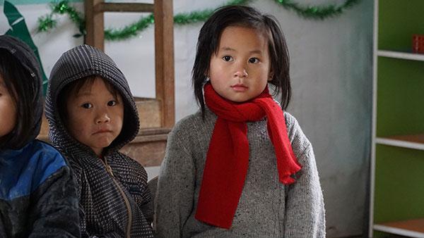 Mang hơi ấm đến trẻ em vùng cao - Ảnh minh hoạ 2