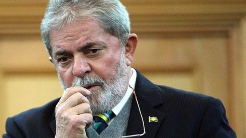 Cựu Tổng thống Lula da Silva.