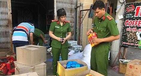 Đẩy mạnh công tác đảm bảo ANTT Tết Mậu Tuất 2018
