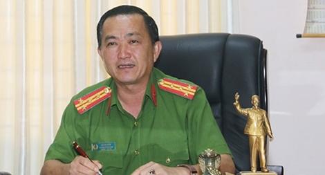 Đại tá, TS Bùi Bé Năm - Trưởng phòng Cảnh sát Hình sự Công an tỉnh An Giang: