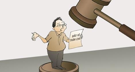 Các trường hợp luật sư phải tố giác thân chủ