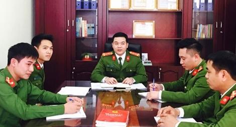 Đam mê cống hiến của người đội trưởng được vinh danh 10 gương mặt trẻ Việt Nam tiêu biểu