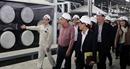 Cuối tháng 3-2018, vận hành sản xuất trở lại Nhà máy Xơ sợi Đình Vũ