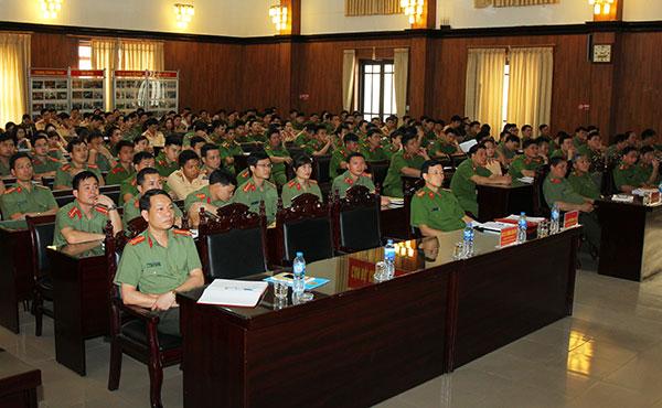 Nói chuyện chuyên đề Chủ tịch Hồ Chí Minh với phong trào thi đua yêu nước - Ảnh minh hoạ 2