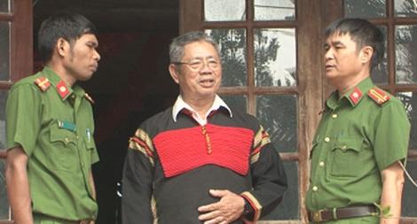 Phó trưởng Công an phường được nhân dân tin yêu