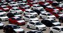 85% lượng xe ô tô con nhập khẩu về Việt Nam có nguồn gốc từ Thái Lan