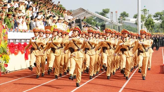 Học viện Cảnh sát kỷ niệm 50 năm ngày thành lập và đón nhận danh hiệu Anh hùng - Ảnh minh hoạ 10