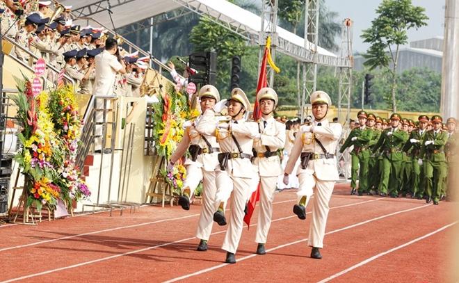 Học viện Cảnh sát kỷ niệm 50 năm ngày thành lập và đón nhận danh hiệu Anh hùng - Ảnh minh hoạ 9