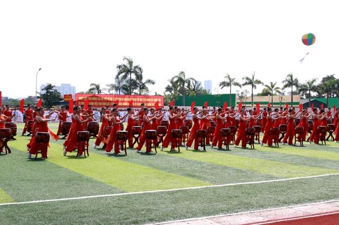 Học viện Cảnh sát kỷ niệm 50 năm ngày thành lập và đón nhận danh hiệu Anh hùng - Ảnh minh hoạ 18
