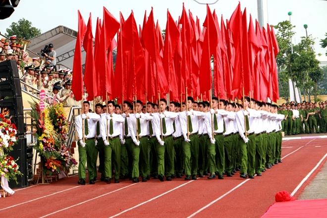 Học viện Cảnh sát kỷ niệm 50 năm ngày thành lập và đón nhận danh hiệu Anh hùng - Ảnh minh hoạ 13