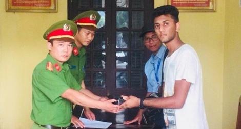 Trao trả tài sản cho người nước ngoài bị mất