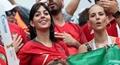 Bạn gái Ronaldo tới sân cổ vũ CR7 kết liễu Morocco