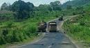 Đường Trường Sơn Đông mới đưa vào sử dụng đã hư hỏng nghiêm trọng (!)