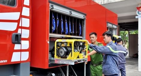 Chủ động phòng ngừa và nâng cao hiệu quả chữa cháy