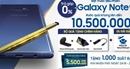 1.700 voucher nghỉ dưỡng 5 sao tặng khách hàng đặt mùa SamSung Galaxy Note 9