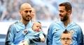 David Silva mang con trai 8 tháng tuổi tới sân xem ManCity đại thắng
