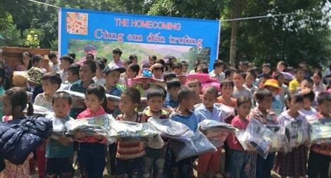 The Homecoming Hanoi: Tuổi trẻ và những tấm lòng cao cả
