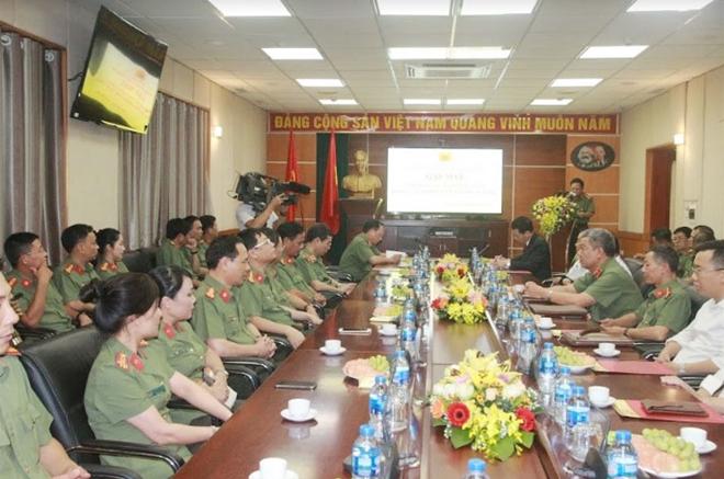 Cục Truyền thông CAND gặp mặt lãnh đạo các cơ quan báo chí, xuất bản, điện ảnh Trung ương - Ảnh minh hoạ 5