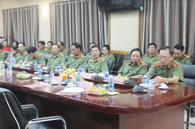 Cục Truyền thông CAND gặp mặt lãnh đạo các cơ quan báo chí, xuất bản, điện ảnh Trung ương - Ảnh minh hoạ 4