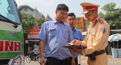 Giỏi điều tiết giao thông, thành công trong bắt tội phạm