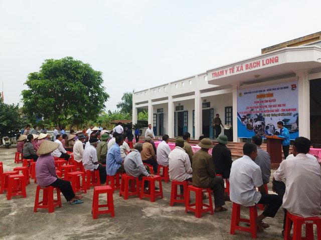 Bệnh viện 198 khám bệnh, cấp phát thuốc miễn phí tại Nam Định - Ảnh minh hoạ 5