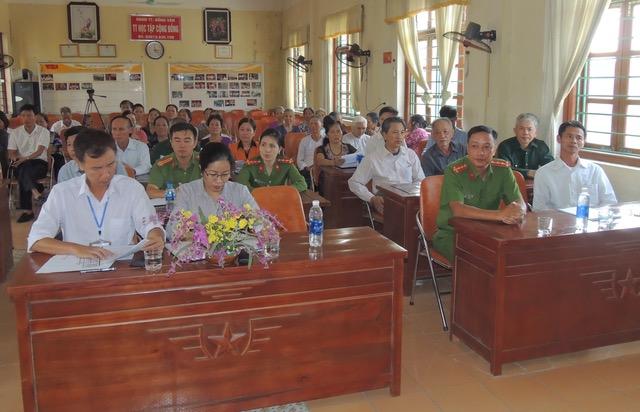 Công an tỉnh Hà Nam tuyên truyền Luật cư trú, Luật căn cước công dân - Ảnh minh hoạ 2
