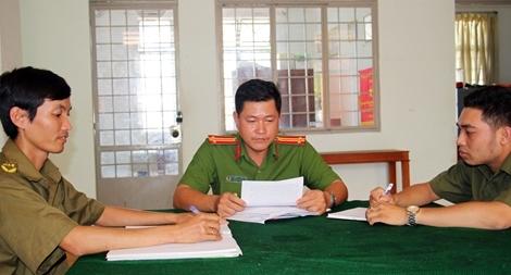 Hiệu quả từ việc tăng cường Công an chính quy xuống cơ sở trên quê hương Đồng Khởi