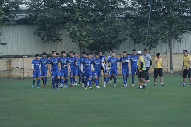 Để chuẩn bị cho Asian Cup 2019, HLV Park Hang-seo đã triệu tập 27 cầu thủ đa phần là các cầu thủ trẻ.