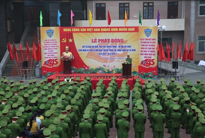 Bộ Tư lệnh CSCĐ phát huy truyền thống – thi đua lập công - Ảnh minh hoạ 3