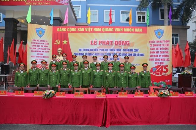 Bộ Tư lệnh CSCĐ phát huy truyền thống – thi đua lập công - Ảnh minh hoạ 2