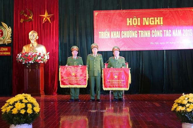 Lực lượng Cảnh sát Cơ động thức cho dân ngủ, gác cho dân vui chơi - Ảnh minh hoạ 5