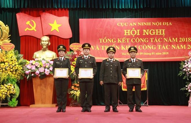 Cục An ninh Nội địa tổ chức tổ chức Hội nghị Tổng kết công tác năm 2018 và triển khai công tác năm 2019 - Ảnh minh hoạ 4