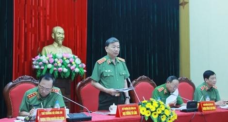 Đảm bảo tuyệt đối an ninh, an toàn các sự kiện quan trọng của đất nước