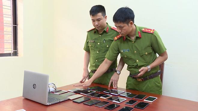 Người đội trưởng với kỹ năng điều tra, khui lộ tội phạm mạng