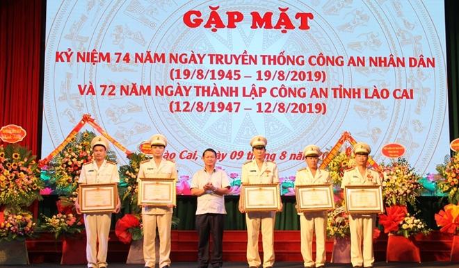 Công an tỉnh Lào Cai kỉ niệm 72 năm ngày thành lập - Ảnh minh hoạ 3