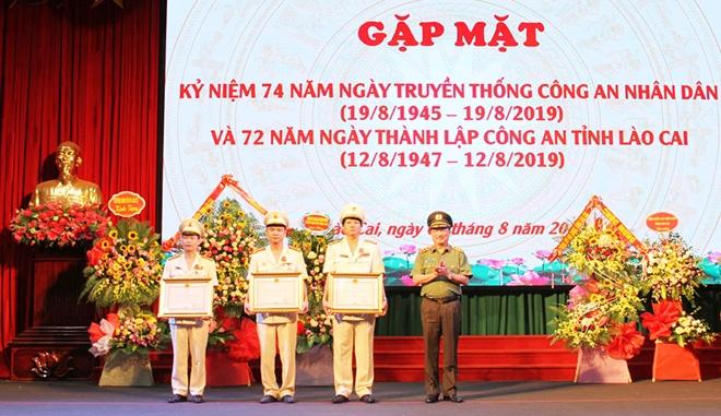 Công an tỉnh Lào Cai kỉ niệm 72 năm ngày thành lập - Ảnh minh hoạ 2